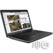 "HP 17.3"" Zbook 17 G3 Mobile Workstation 