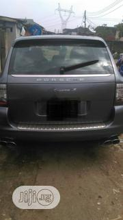 Porsche Cayenne 2005 S Automatic Gray | Cars for sale in Lagos State, Mushin