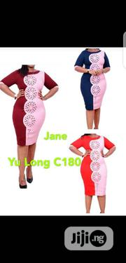 Classic Ladies Short Gown | Clothing for sale in Lagos State, Amuwo-Odofin