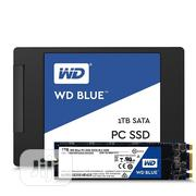 WD 1tb Blue 3D Nand Solid State Drive (Ssd) | Computer Hardware for sale in Lagos State, Ikeja