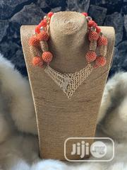Beaded Coral Piece | Jewelry for sale in Delta State, Ugheli