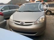 Toyota Sienna 2007 Gold | Cars for sale in Rivers State, Port-Harcourt