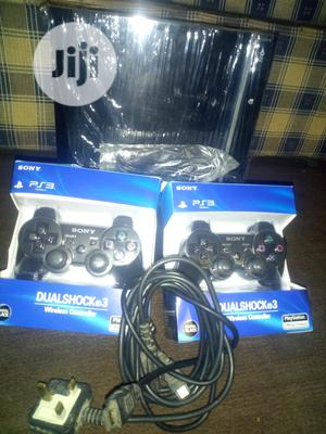 Uk Used Playstation3 With Two Pad And All The Game Accessories
