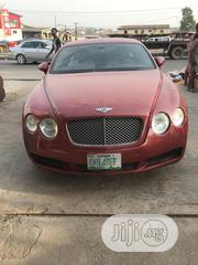 Bentley Continental 2008 Red | Cars for sale in Lagos State, Ikeja