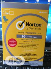 Norton Security Premium 2020 10 Pcs 1- Year Subscription   Software for sale in Lagos State, Ikeja