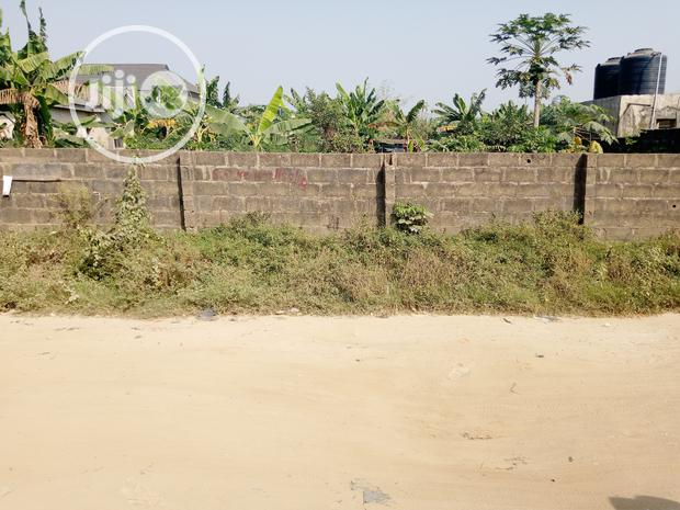 One Full Plot of Land for Sale at Magboro