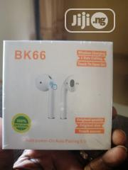 Bk66 Earbuds   Headphones for sale in Abuja (FCT) State, Wuse 2