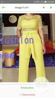 New Trendy Jumpsuit With Belt   Clothing for sale in Ikeja, Lagos State, Nigeria