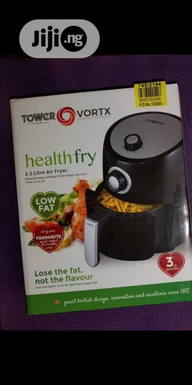Archive: Healthy Air Fry