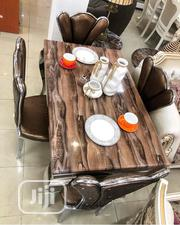 Marble Dining Table | Furniture for sale in Lagos State, Lekki Phase 1