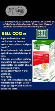 Bell Lifestyle Co Q 10 | Vitamins & Supplements for sale in Lagos State, Ikeja