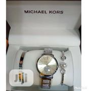 Michael Kors Fashion Watch With Bracelet | Watches for sale in Lagos State, Surulere