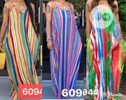 Colourful Long Female Flowing Dress | Clothing for sale in Lagos State, Ikeja