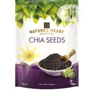 Natures Heart Chia Seeds 1kg   Feeds, Supplements & Seeds for sale in Lagos State, Ikoyi