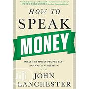 How To Speak Money | Books & Games for sale in Lagos State, Surulere