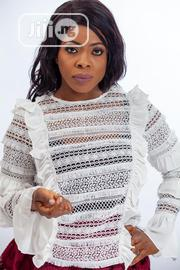 Gina Luxury Cord Lace Top | Clothing for sale in Lagos State, Apapa