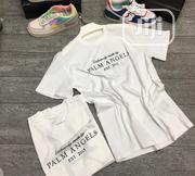 Authentic Palm Angel T-Shirts (Black White) | Clothing for sale in Lagos State, Alimosho