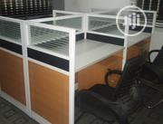 This Is Executive Workstation Table Four Seaters With 4 Mobile Drawers | Furniture for sale in Lagos State, Ajah