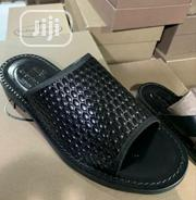 Italian Leather Sandals Slippers for Men   Shoes for sale in Lagos State, Surulere