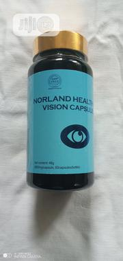 Norland Healthway Vision Capsules Permanent Cure to Any Eye Issue | Vitamins & Supplements for sale in Lagos State, Victoria Island