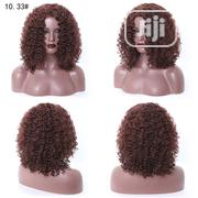 Topnotch Soft Deep Brown Curl Wave Wig   Hair Beauty for sale in Lagos State, Victoria Island