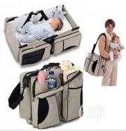 Baby Diaper Bag And Travel Cot - Mother Care | Baby & Child Care for sale in Rivers State, Port-Harcourt