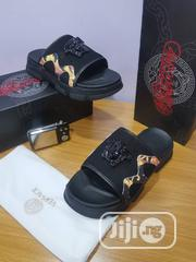 New Versace Designer Pam Slides Triple Sole | Shoes for sale in Lagos State, Lagos Island