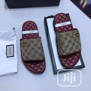 New Gucci Designer Pam Slides Original First | Shoes for sale in Lagos State, Lagos Island