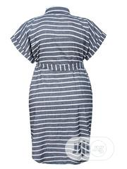 Plus Size Striped Dress   Clothing for sale in Lagos State