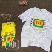 Authentic Gucci T-Shirts(White, Yellow, Orange, Black) | Clothing for sale in Lagos State, Alimosho