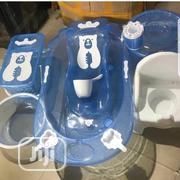 Transparent Baby Bath Set Unique | Baby & Child Care for sale in Lagos State, Alimosho