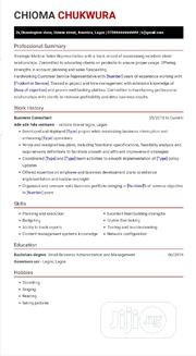CV Writing For Fresh Graduate (Less Than 3years Work Experience) | Recruitment Services for sale in Lagos State, Lagos Island