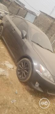 Lexus IS 2007 250 AWD Black | Cars for sale in Lagos State, Agege