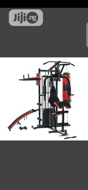 Brand New Multi Station Gym | Sports Equipment for sale in Lagos State, Surulere