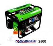 Advanspid Gas Generator 2500W, Made: Turkey | Electrical Equipment for sale in Lagos State, Ikeja
