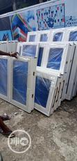 Aluminum Windows With Burglary | Windows for sale in Agege, Lagos State, Nigeria
