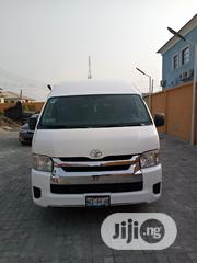 Toyota Haice Bus White   Buses & Microbuses for sale in Lagos State, Lekki Phase 1