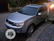 Mitsubishi Outlander 2008 Gray | Cars for sale in Lagos State, Agege