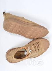 Unique Light Brown Flat Shoes for Classic Men | Shoes for sale in Lagos State, Ikeja