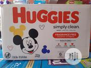 Huggies Simply Clean Wipes (1152 Wipes) | Baby & Child Care for sale in Lagos State, Magodo