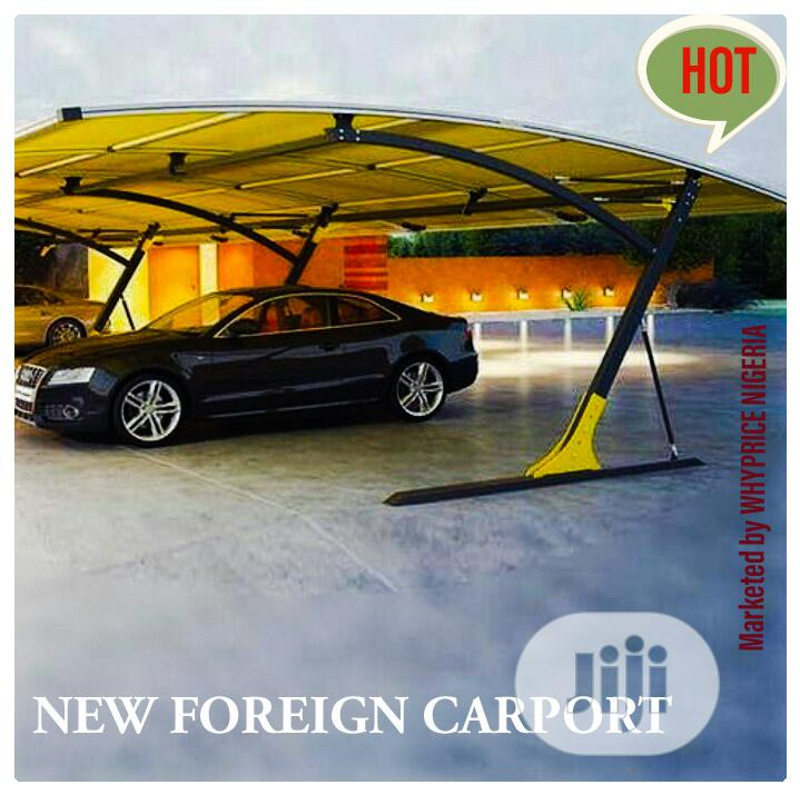 Archive: New Foreign Carport