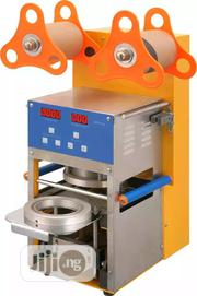 Automatic Cup Sealing Machine | Manufacturing Equipment for sale in Lagos State, Agege