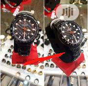 Naviforce Black Analog Stainless Steel Watch | Watches for sale in Lagos State, Agboyi/Ketu
