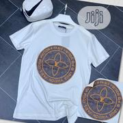 Original Louis Vuitton Men's Quality T-Shirts | Clothing for sale in Lagos State, Lagos Island