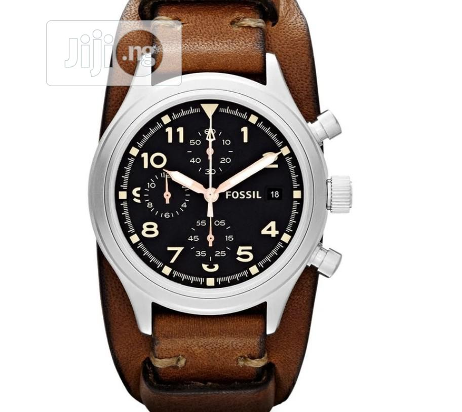 Fossil Designer Time Piece   Watches for sale in Magodo, Lagos State, Nigeria