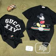 Authentic Gucci T-Shirts(Black, White) | Clothing for sale in Lagos State, Alimosho