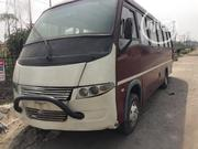 Mercedes Benz Marcopolo Volare W8 2005 Red-white Used For Sale | Buses & Microbuses for sale in Lagos State, Lekki Phase 2