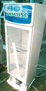 Hisense Chiller Standing Show Case 350L + Auto Cool | Store Equipment for sale in Lagos State, Ikeja