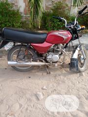 Bajaj Boxer 2017 Red   Motorcycles & Scooters for sale in Lagos State, Ajah