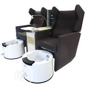 Seat Pedicure With The Basin | Salon Equipment for sale in Lagos State, Lagos Island
